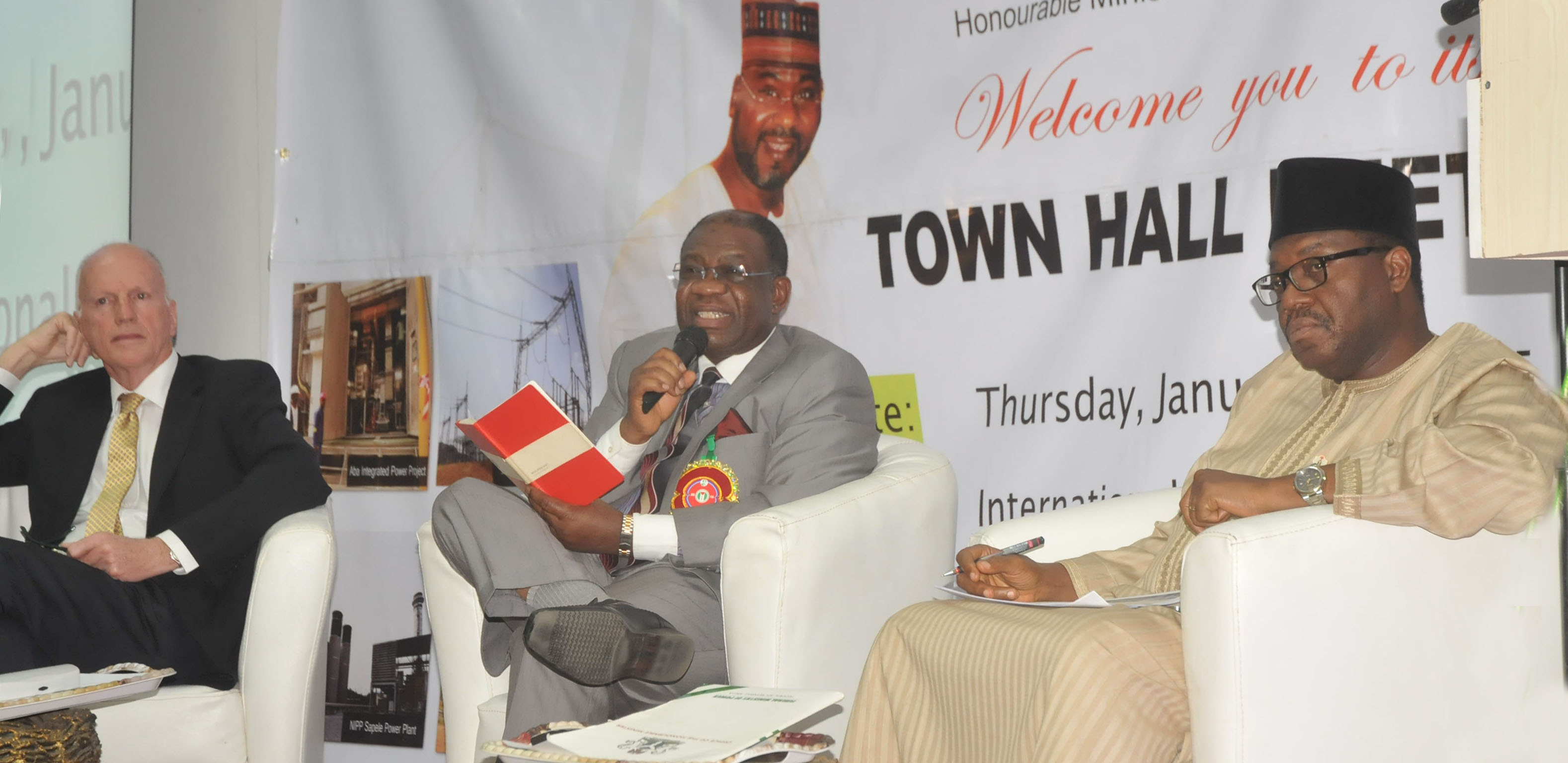 Abuja – Abuja Town Hall Meetings