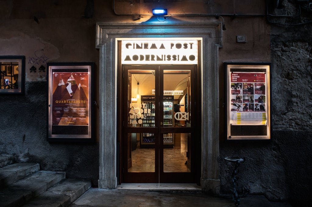 Perugia – Cinema Postmodernissimo