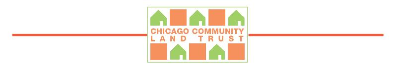 Chicago – Chicago Community Land Trust