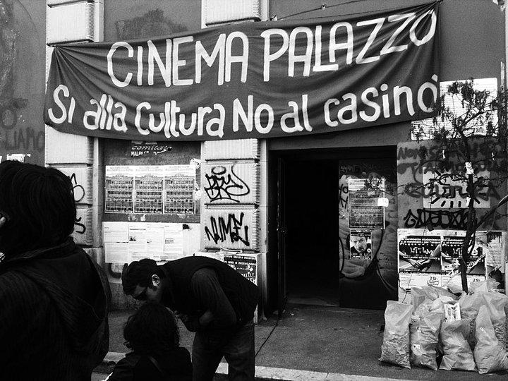 Rome – Cinema Palazzo