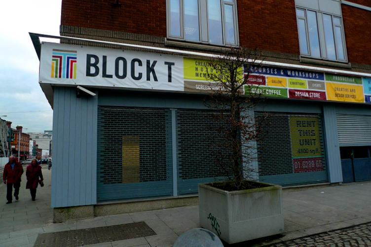 Dublin – Block T