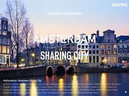Amsterdam – Amsterdam Sharing City