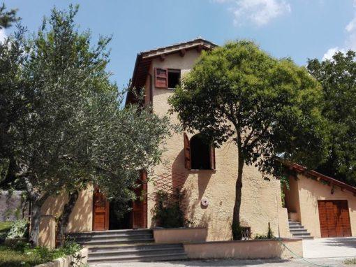 Casa del Parco (Casale Vigna Cardinali)