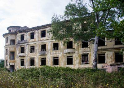 Ex Ospedale Psichiatrico della Marcigliana