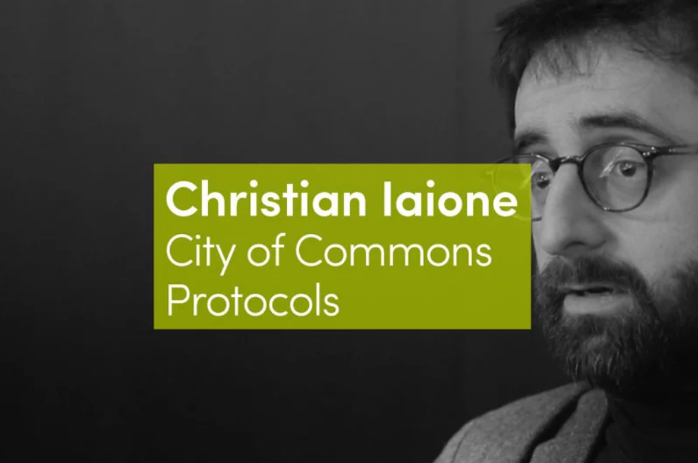 Interview with Christian Iaione: Developing the Co-City Protocol by Urban Next. February 2016